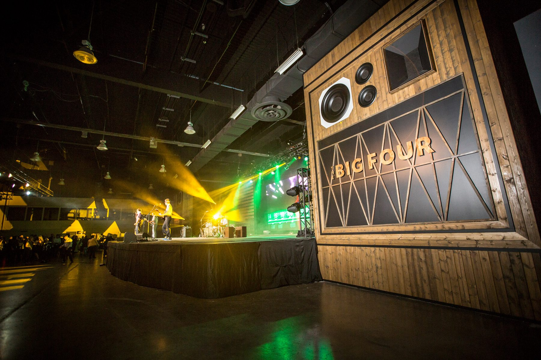 The Big Four Roadhouse is Calgary's newest, oldest event